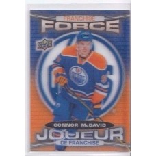 FF-4 Connor McDavid Franchise Force 2016-17 Tim Hortons