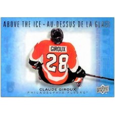 AI-CG Claude Giroux  Above the Ice Insert Set Tim Hortons 2015-2016 Collector's Series