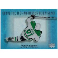 AI-TS Tyler Seguin Above the Ice Insert Set Tim Hortons 2015-2016 Collector's Series
