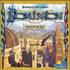 DOMINION EMPIRES EXPANSION DECK-BUILDING GAME RIO530