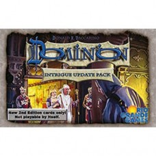 DOMINION INTRIGUE UPDATE PACK 2nd Edition DECK-BUILDING GAME RIO533