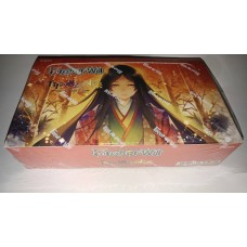 Force of Will Grimm Cluster The Millennia of Ages Sealed Box of 36 Booster Packs