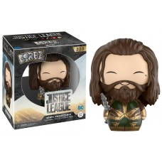 Damaged Box Funko Dorbz 350 Justice League Aquaman Aqua Man Vinyl Figure FU14135