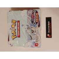 Pokemon Swords & Shield Chilling Reign Factory Sealed Booster Box of 36 packs