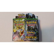 Pokemon XY10 Fates Collide Booster Pack POXY8BTB