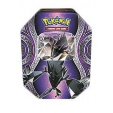POKEMON -  Mysterious Powers Marshadow-GX Marshadow GX Tin Foil, 4 Booster Packs