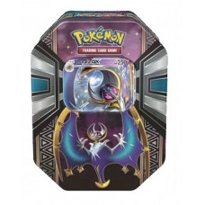 POKEMON -  Lunala-GX Legends / Alola GX Tin, Foil, 4 Booster Packs