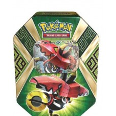 POKEMON -  Tapu Bulu-GX Island Guardians Tin, Foil, 4 Booster Packs