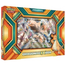 POKEMON Dargonite EX Box PODREXBX