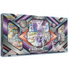 Pokemon - Espeon GX Premium Collection Box 6 Booster Packs, Foils, Coin and more
