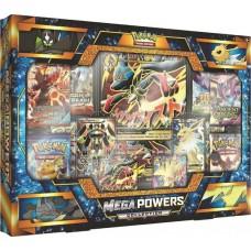 Pokemon Mega Power Collection Mega Evolution Ex Foil, Oversized, 8 Pokemon TCG Booster Packs, Spirit Link