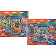 POKEMON - 1 of  2 POKEMON MEGA VE/BL PIN 3PK POMEVEBLCP3PCK