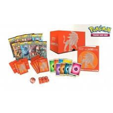 POKEMON -  Sun & Moon - Solgaleo Elite Trainer Box - 8 booster packs, 65 sleeves, coin, & much more