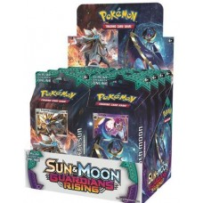 Pokemon - Sun & Moon 2 Guardians Rising - Lunala Hidden Moon Theme Deck - 60 Cards, coin & more