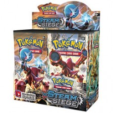 Pokemon XY11 Steam Siege Booster Pack POXY11SSB