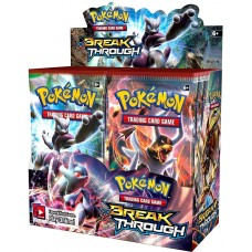 Pokemon XY8 BREAKThrough Booster Pack POXY8BTB