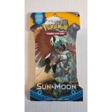 POKEMON -  Sun & Moon - 1 Booster / Blister Pack 10 Trading Game Cards