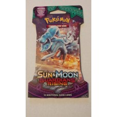 Pokemon -  Sun & Moon 2 Guardians Rising - 1 Booster / Blister Pack 10 Trading Game Cards