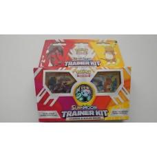 Pokemon Sun & Moon Trainer Kit 60 cards, 2 foils, playmat & more