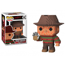 Funko Pop! 8-Bit 22 A Nightmare on Elm Street Freddy Krueger Pop Vinyl FU24595