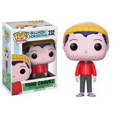 Damaged Box Funko Pop! Animation 232 Bojack Horseman Todd Chavez Pop Vinyl Action Figures FU13994
