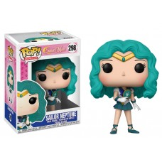 Damaged Box Funko Pop! Animation 298 Sailor Moon Sailor Neptune Pop Vinyl Figure FU13759