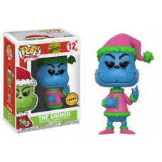 Limited Chase Edition Funko Pop! Books 12 Dr. Seuss The Grinch Pop Vinyl Figures