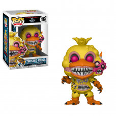 Funko Pop! Books 19 FNAF The Twisted Ones Chica Pop Five Nights At Freddy's FU28808