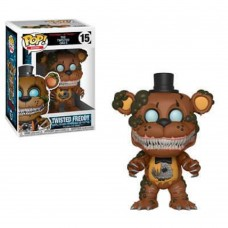 Funko Pop! Books 15 FNAF The Twisted Ones Freddy Pop Five Nights At Freddy's