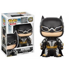 Funko Pop! Heroes 204 DC Justice League Batman Pop Vinyl Action Figure FU13485