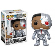Funko Pop! Heroes 209 DC Justice League Cyborg Pop Vinyl Action Figure FU13487