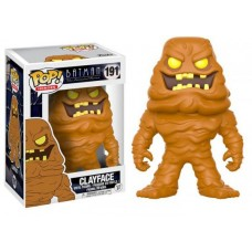 Funko Pop! Heroes 191 Batman Animated Series Clayface Pop Vinyl FU13643