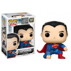 Funko Pop! Heroes 207 DC Justice League Superman Pop Vinyl Action Figure FU13704