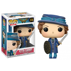Funko Pop! Heroes 228 Wonder Woman Movie Etta Candy Pop Vinyl FU24972