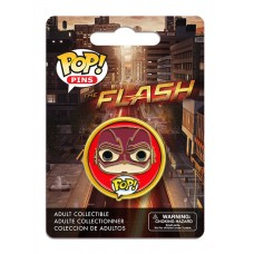 "Funko Pop! Pins DC The Flash TV Flash 1.25"" Pop FU7287"