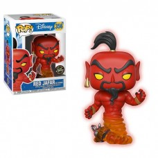 Limited Glow Chase Edition Funko Pop! Disney 356 Aladdin Red Jafar Pop Figure