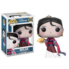 Funko Pop! Disney Princesses 323 Princess Mulan Vinyl Figures FU21194
