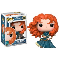 Funko Pop! Disney Princesses 324 Princess Merida Vinyl Pop Vinyl Figure FU21196