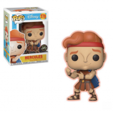 Limited Glow Chase Edition Funko Pop! Disney 378 Hercules Hercules Pop Vinyl FU29322