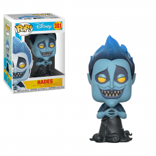 Funko Pop! Disney 381 Hercules Hades Pop Vinyl Action Figure FU29325