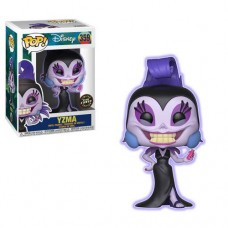 Limited Glow Chase Edition Funko Pop! Disney 359 New Groove Yzma Pop FU12011