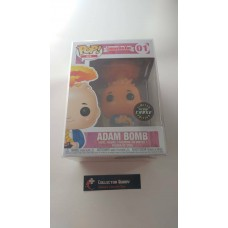 Limited Chase Edition Funko Pop! GPK 01 Garbage Pail Kids Adam Bomb Pop Vinyl Figure FU26003