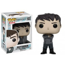 Damaged Box Funko Pop! Games 123 Dishonored 2 Outsider Pop Vinyl Figure FU11412