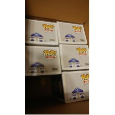 Damaged Box Funko Pop! Games 227 Five Nights at Freddy's Ballora Sister Location Pop FNAF