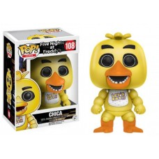 Funko Pop! Games 108 Five Nights at Freddy's Chica Vinyl Action Figure FU11031