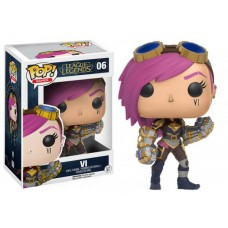 Funko Pop! Games 06 League of Legends VI Pop Vinyl Action Figure FU10302