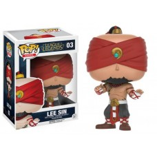 Funko Pop! Games 03 League of Legends Lee Sin Pop Vinyl Action Figure FU10306