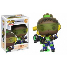 Funko Pop! Games 179 Overwatch Lucio Pop Vinyl Action Figures FU13088