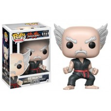 Funko Pop! Games 171 Tekken Heihachi Pop Vinyl Figure FU12826
