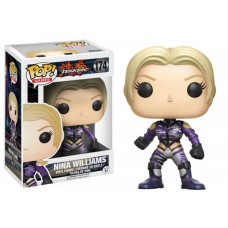 Funko Pop! Games 174 Tekken Nina Williams Pop Vinyl Figure FU12829